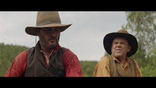 The Sisters Brothers Official Trailer - Joaquin Phoenix, John C. Reilly, Jake Gyllenhaal, Riz Ahmed.