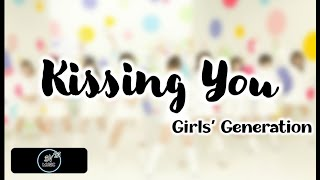 Kissing You - Girls' Generation (소녀시대); Cover En Español