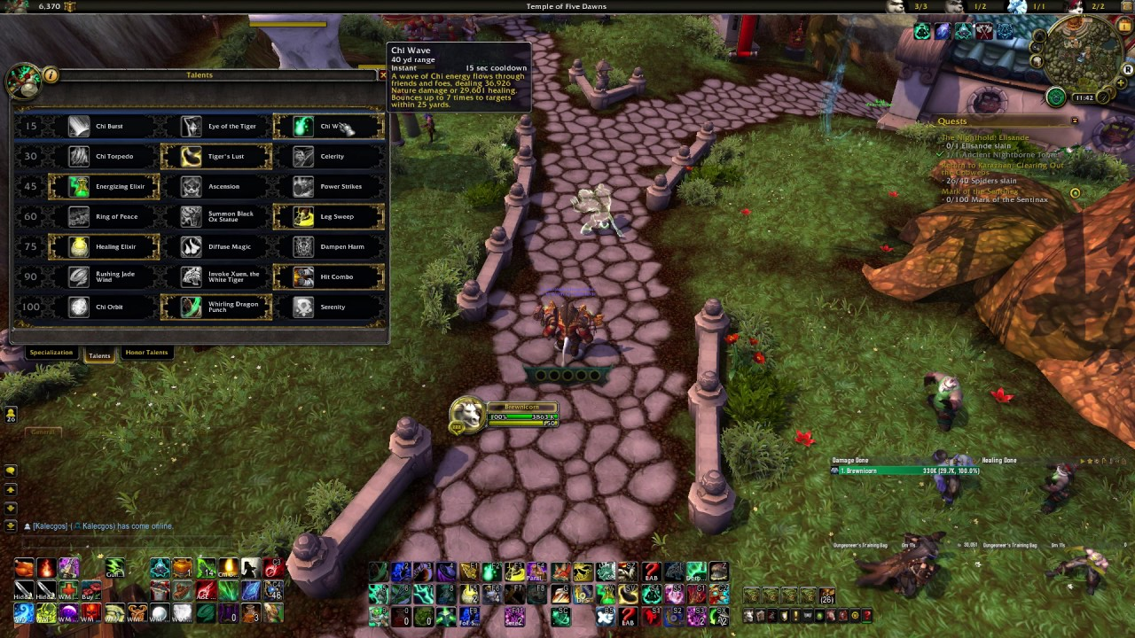 Windwalker Monk Pve Dps Guide 7 2 New Update Available By Meralonne