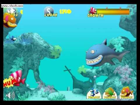 Random Game Play: Fish Tales