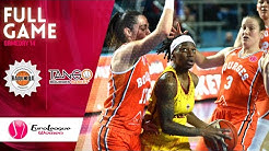 Nadezhda v Bourges Basket - Full Game - EuroLeague Women 2019-20