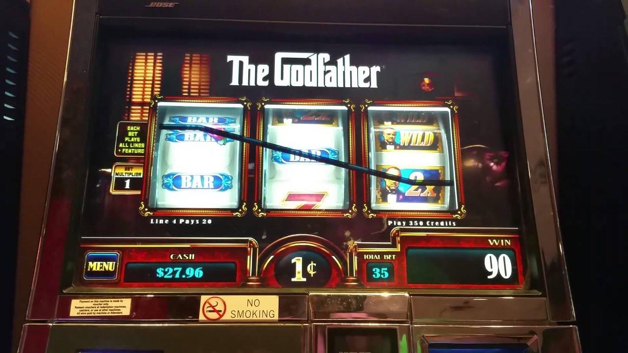 The Codfather Slot Machine