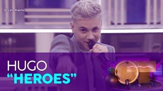 Смотреть клип Hugo - Heroes