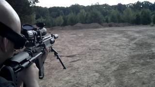 WE M14 EBR GBB Test Fire