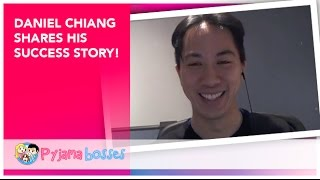Gambar cover Pyjama Bosses Interviews: Daniel Chang
