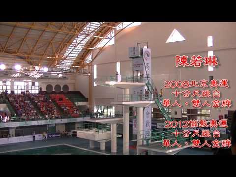 2013大陸奧運跳水金牌夢之隊高雄表演