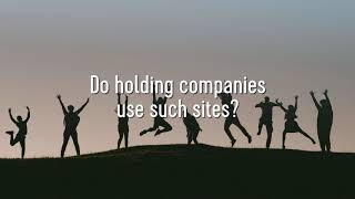 Where to create a successful website that can become a holding company?
