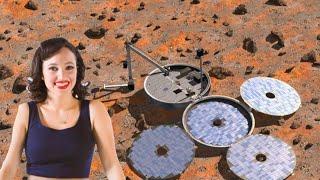 We've Found The Long Lost Beagle 2 Lander!