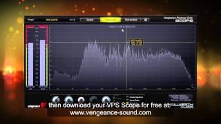Vengeance Producer Suite - Scope - Free Plugin