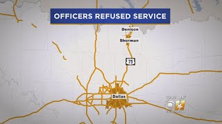 Texas Fast Food Worker Fired For Refusing To Serve Officers