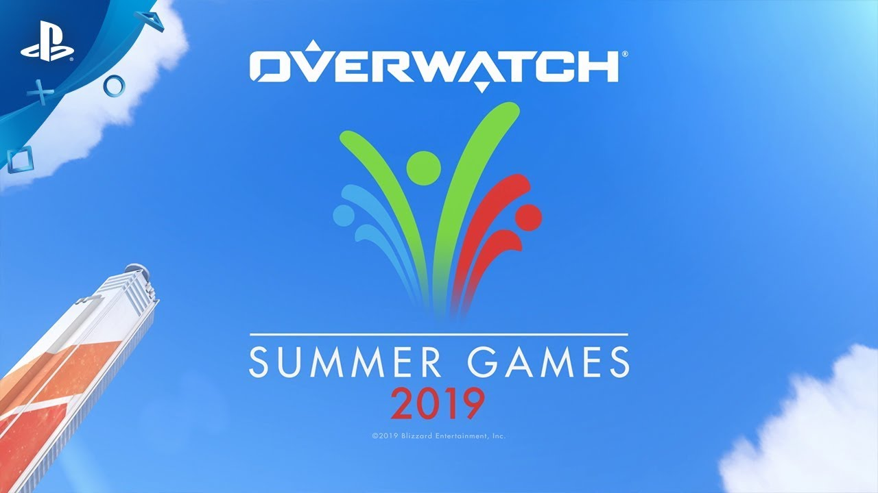 Overwatch | Summer Games 2019 | PS4