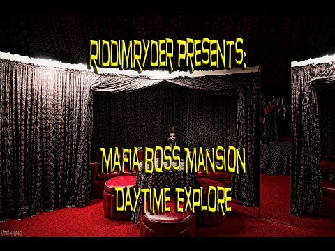 (15 MILLION DOLLAR MANSION!) ABANDONED MAFIA BOSS MANSION! DAY EXPLORE FULL VIDEO!