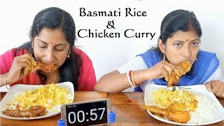 curry rice eating challenge