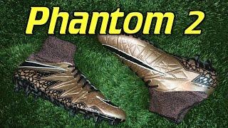 Nike Hypervenom Phantom 2 (Liquid Chrome Pack) Metallic Bronze - Review + On Feet