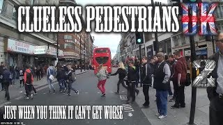 Welcome to another clueless pedestrians compilation, from the drugg...