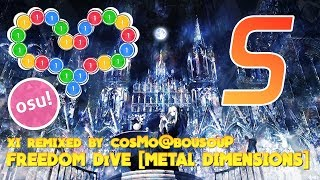 Freedom Dive [METAL DIMENSIONS] Nomod FC thumbnail