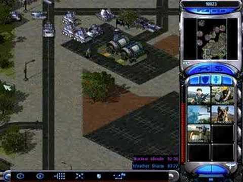 Yuri's Revenge - Allied Mission 3 - Power Play