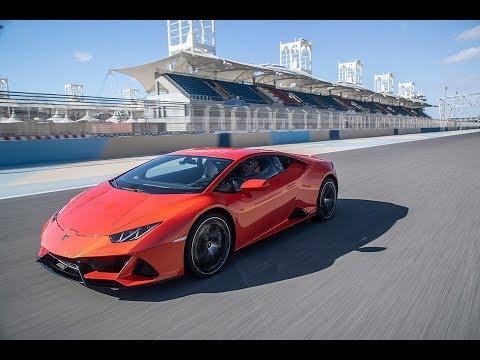 تجربة لامبورجيني هوراكان إيفو Lamborghini Huracan Evo Track Test Youtube