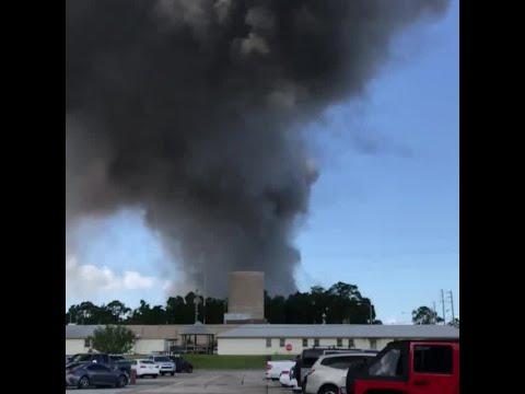 Eglin Explosion