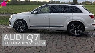 Der Audi Q7 3 0 TDI Quattro S Line