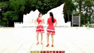 金盛小莉广场舞 女人肿么了 双人对跳