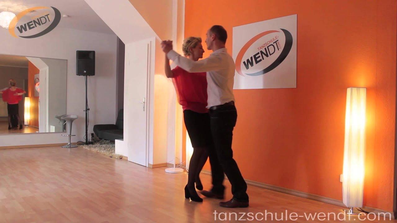 Wiener Walzer Tanzkurs - Die Rechtsdrehung