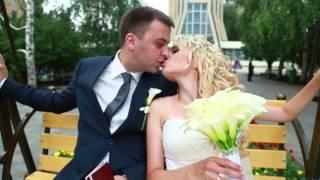 Свадебный фильм,после ЗАГСа, Свадьба Виталий и Алия
