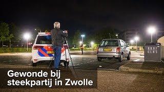 Gewonde bij steekpartij Volterbeek Zwolle - ©StefanVerkerk.nl