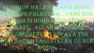 Video PUISI TRAGEDI GAZA PALESTINA (obom) download MP3, 3GP, MP4, WEBM, AVI, FLV Oktober 2017
