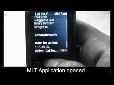 sales go mobile lead tracker mpg youtube