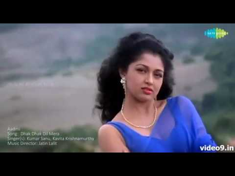 Aadmi Hindi Movie song...Mithun da With Goutami