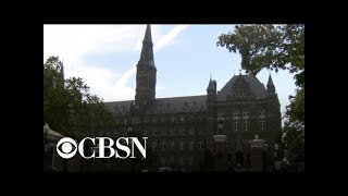 Georgetown students vote on slavery reparations fund