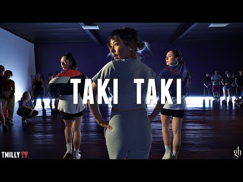 Lagu Video Taki Taki - Dj Snake, Selena Gomez, Cardi B, Ozuna - Galen Hooks Choreography Terbaru