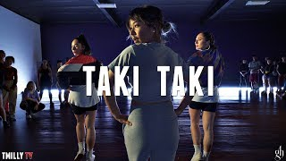 Video TAKI TAKI - Dj Snake, Selena Gomez, Cardi B, Ozuna - GALEN HOOKS CHOREOGRAPHY download MP3, 3GP, MP4, WEBM, AVI, FLV November 2018