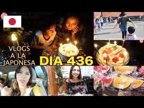 RADIO TAISO Ejercicios Matutinos + Festejando a Mariana JAPON - Ruthi San ♡ 04-08-17