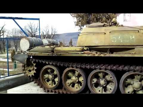 Bulgaria Travel - Tank T 55