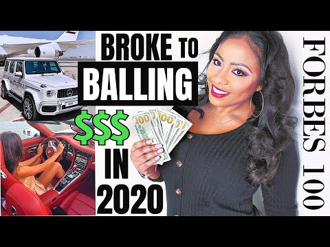 I WILL TEACH YOU TO BE RICH IN 2020 | Passive Income, Investing, Credit Repair + More!