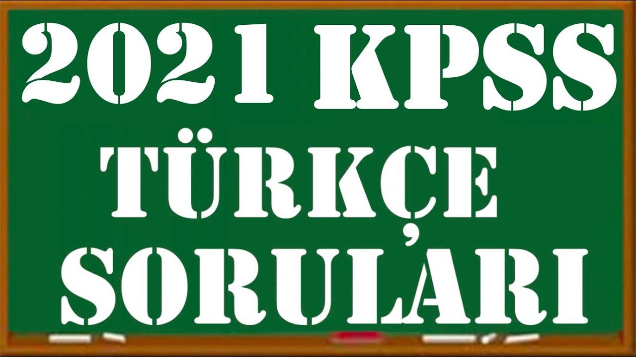 KPSS 2021 LİSANS CEVAPLARI! #Kpss2021 #ekpss2022 #kpss2022