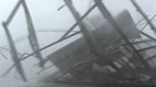 Typhoon Omar Pounds Guam