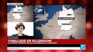 ALLEMAGNE - Un homme tire dans un cinéma à Viernheim en Allemagne, plusieurs blessés