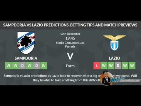 Sampdoria vs lazio betting previews sankt chrischona bettingenius