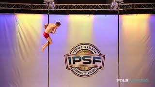 Joao Afonso - IPSF World Pole Championships 2018