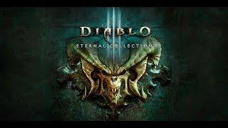 Портативная Diablo III в прямом эфире!