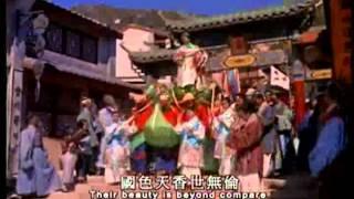 黃梅調 電影「江山美人」插曲(天女散花)covered by CK