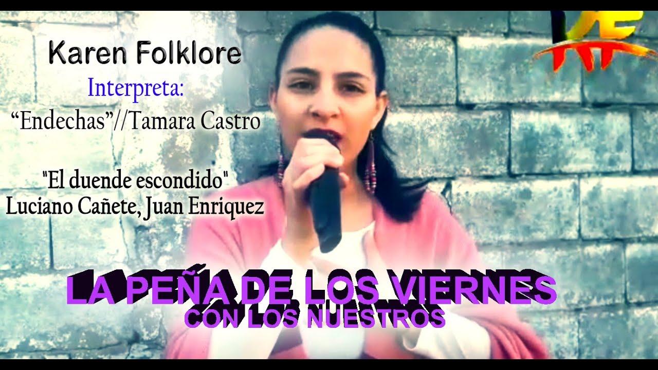 """Karen Folklore // """"Endechas""""-""""El duende escondido"""""""