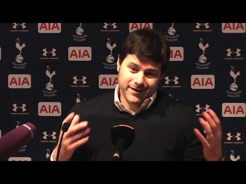 Tottenham 4-0 West Brom - Mauricio Pochettino Full Post Match Press Conference