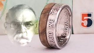 Making a Coin Ring with Wilford Brimley