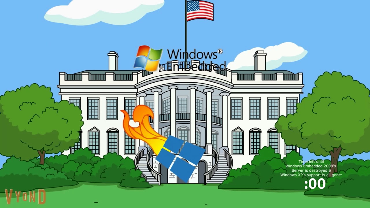 End of Life: Windows Embedded POSReady 2009 (REUPLOAD)