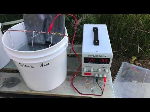 Aluminum Anodizing - 3 Minute Tutorial