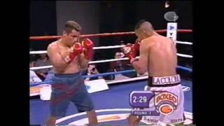Rolando Reyes vs. Pedro Garcia 3/28/2003 - Oxnard